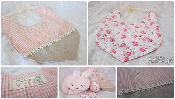 1001024嬰兒滿月禮-粉紅兔寶寶2a_cover_雙面圍兜兜a.jpg