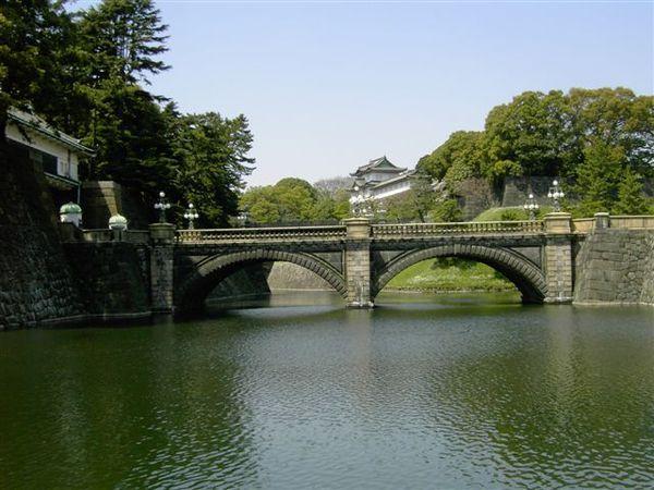 二重橋的美景
