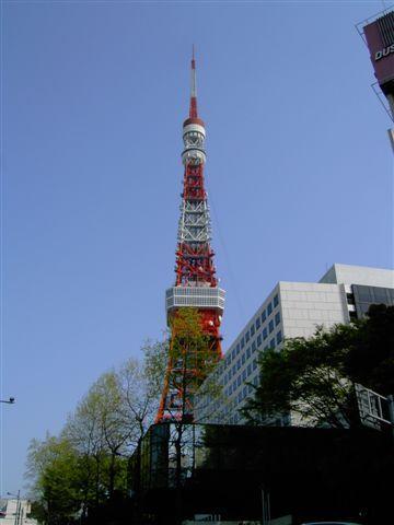 東京鐵塔!!!