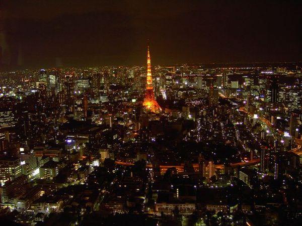 東京鐵塔~