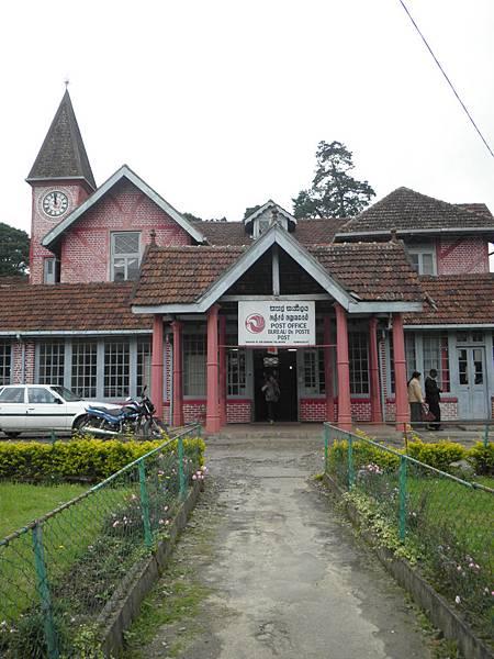 Post office @ Nuwara Eliya