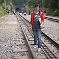 勝興車站走鐵道