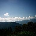 藍天白雲心情好