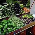 小印度賣好多蔬果唷!