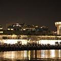 濱海灣的夜景真的很驚人