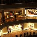 金沙酒店的購物商場