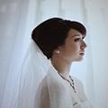 超有氣質的新娘