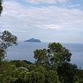 還可以看到龜山島