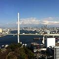 大阪海港好美!