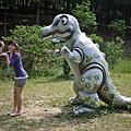 好逗趣的恐龍