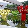 上海庭園一景