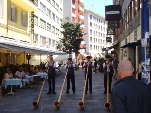 盧森Lucerne-傳統音樂季