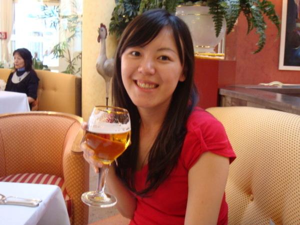 好喝的德國白啤酒