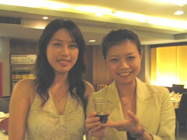 新娘和新娘的大學同學
