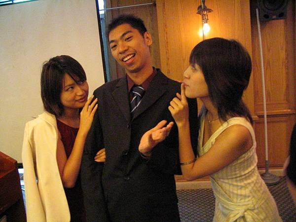 龍捲風系列,泰國大哥和兩個女人