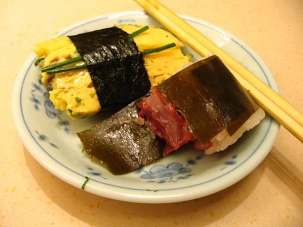 吃不下的壽司了