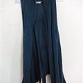 2手 SNT 藍綠色 罩衫 100%純棉
