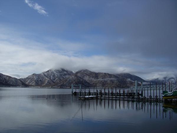 日光 中禪寺湖