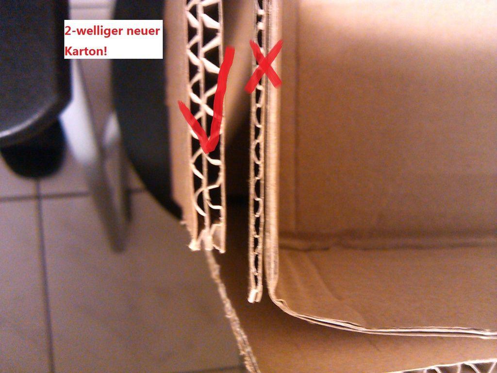 來看一下一般紙箱和堅固厚紙箱差別在那呢? 洛杉磯海運行李回台灣建議要準備請準備雙層的堅固厚紙箱(Heavy-Duty+Double-Wall) 從圖片可以看的出來堅固厚紙箱可以比一般紙箱提供更好的保障