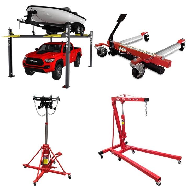 BendPak的目標不是僅提供少數專業的汽車車間設備,而是完全服務並滿足每個汽車市場,包括地板千斤頂,汽車升降機還是頂車機和摩托車升降機,有需要這些修車配備器材的朋友歡迎和ship2tw聯絡,ship2tw讓您免出門就可以在家收到貨。