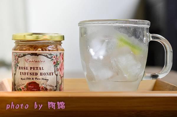 沛洛歌 Persego 歐洲大馬士革玫瑰花瓣蜂蜜