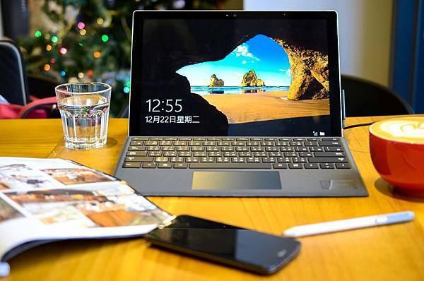 【宅配︱團購︱3C】和 Surface Pro 4 旅行趣