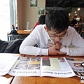 【台北早午餐】【北捷內湖港墘站】Mastro Cafe-份量大!!大口吃美食超滿足.帶骨牛小排/鐵鍋舒芙蕾/人氣早午餐/內湖科學園區