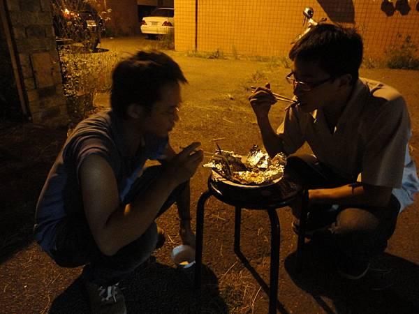 中秋節BBQ