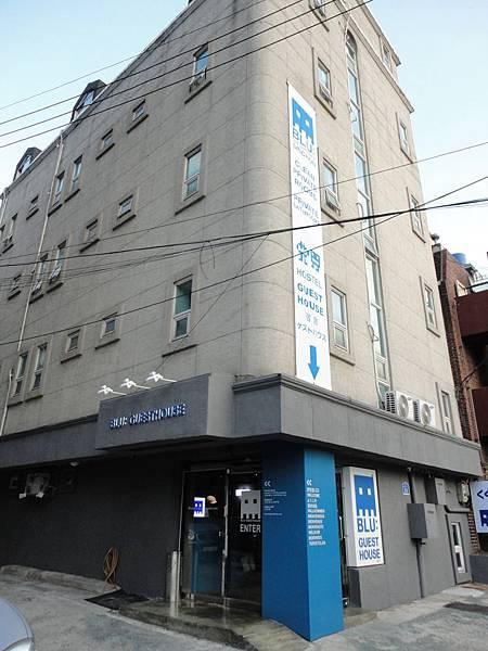 韓國~新村