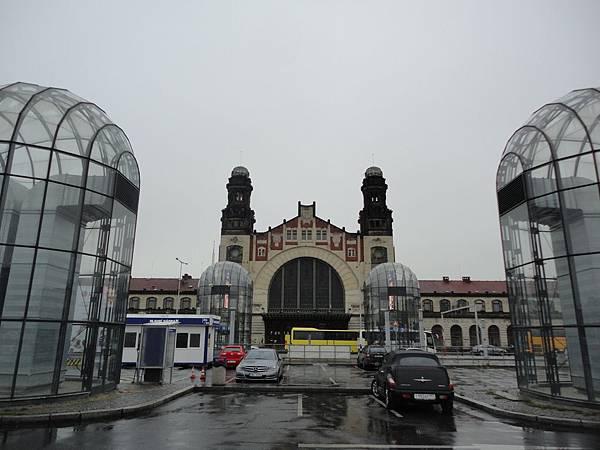 Prague Train Station