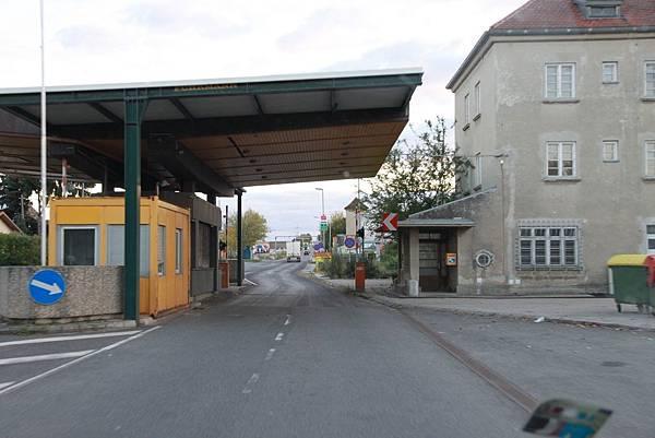 捷克奧地利邊境