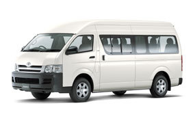 Nationwide Toyota Hiace