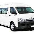 New Zealand Rent a Car Toyota Hiace