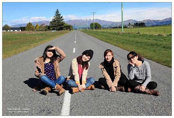 Way to Tekapo