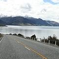 Way to Fox Glacier