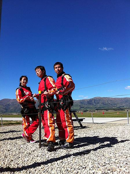 Skydive at Wanaka