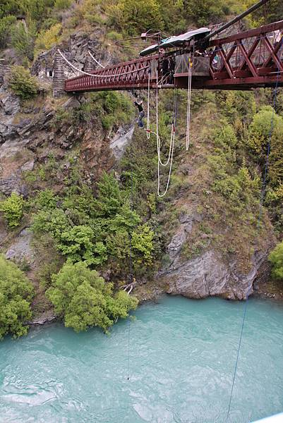 Bungy Jump, Kawarau Bridge