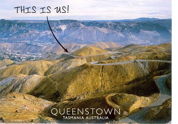 Queenstown Tasmania, Australia
