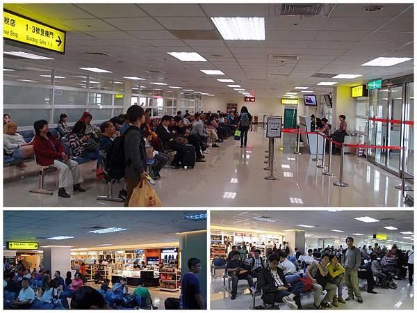 清泉崗機場
