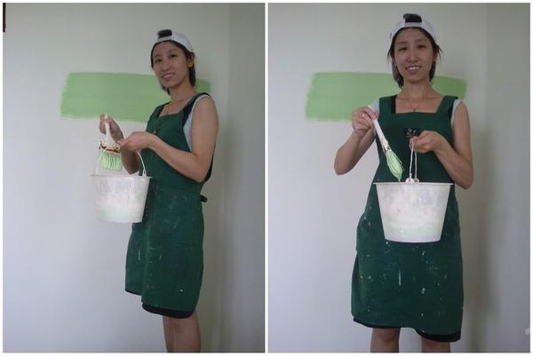 刷刷刷...我的薄荷綠