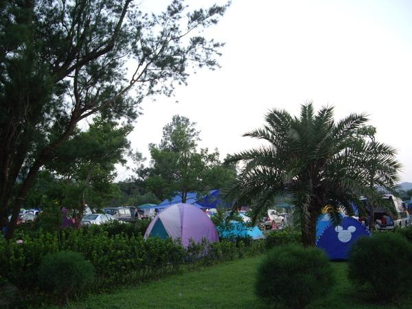 龍門露營區