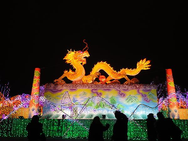 台灣燈會在竹南