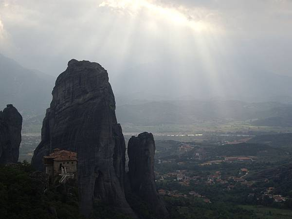 Athens to Kalambaka