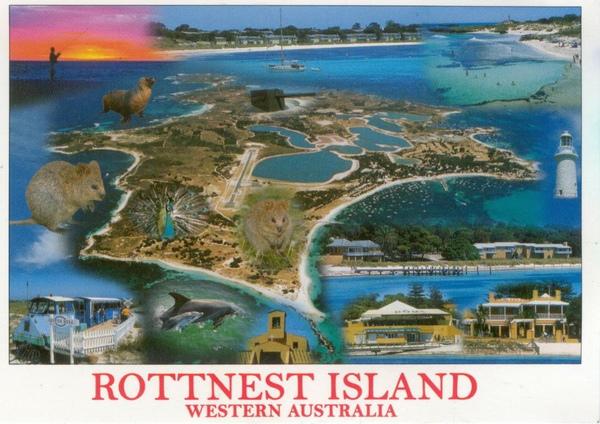 Rottnest Island_Western Australia