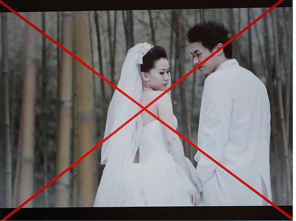 阿布&小天使婚紗照