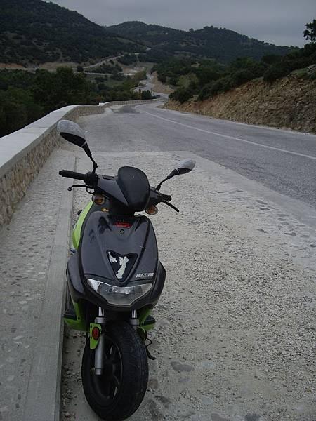 Kalambaka to Athens