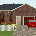 front porch-color render