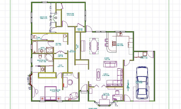 Dream house July-whole plan