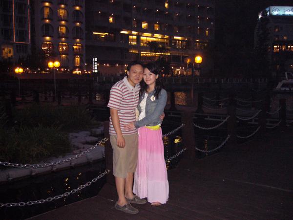 湖畔飯店都很美唷