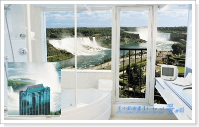 Niagara Fall-hotel